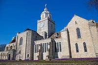 Portsmouth Cathedral, High Street, Portsmouth, Hampshire, England, United Kingdom, Europe