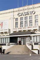 Casino da Povoa de Varzim, Portugal  One of the three casinos of the Estoril-Sol III group, the largest casino group in Europe
