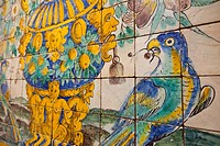Tile National Museum, Xabregas District, Lisbon, Portugal, Iberian Peninsula, Europe.