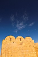 Desert Castle of Amra, Jordan, Middle East.