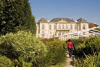 Musee Rodin. Hotel Biron (built in 1720´s). Varenne. Paris. France.