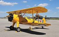 Stearman and DC3 Dakota Aircraft