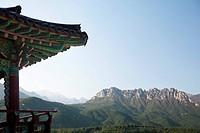 computer geaphic, computer_generated, composition, cg, 3d, Mt. Seorak, Sokcho_si, Gangwon_do, South Korea