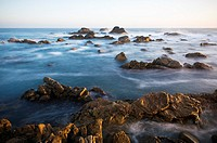 Rugged coastline, Salt Point state park, Sonoma county, California