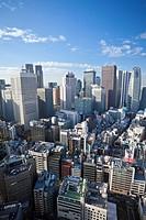 Shinjuku District, Tokyo, Japan, November 2010
