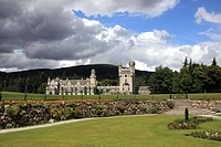 Balmoral Castle, summer residence of the British Royal Family, Scotland, United Kingdom, Europe