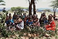 Kenya, Tribe, Traditional,