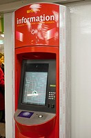 Paris, France, Shopping, Vending Machine, inside,