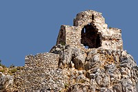Turkey Alanya Ancient Fortifications