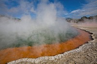 Champagne Pool, New Zealand (thumbnail)