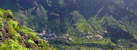 Valle Gran Rey, La Gomera Island, Spain