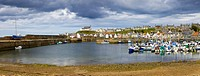 Findochty Harbour, Findochty, Scotland