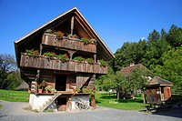 Ballenberg is an open air museum in Switzerland, near Breinz in canton Bernese Oberland, that displays traditional buildings and architecture from all...