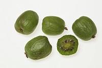 Hardy kiwifruit, Kiwifruit, Baby Kiwi Actinidia arguta