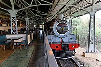 Skukuza Train Station Restaurant, Kruger National Park, Northern Province, South Africa