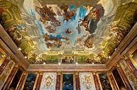 Festival Hall, Palais Liechtenstein, Vienna, Austria, Europe