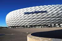 Allianz Arena, Munich