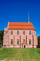 Hirsau Abbey, Mary's Chapel, Hirsau, Black Forest, Baden-Wuerttemberg, Germany, Europe
