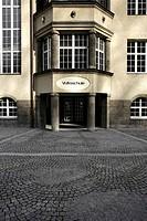 Volksschule elementary school, Kufstein, Tyrol, Austria, Europe