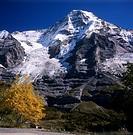 Region Eigerjungfrau, Berner Upperland, Swizzerland