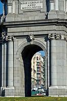 Puerta de Alcala, MAdrid, Spain
