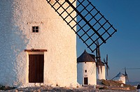Windmills of consuegra, province of Toledo, castile la mancha, spain