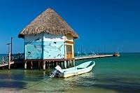 Holbox Island, State of Quntana Roo, Yucatan Peninsula, Mexico.
