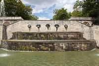Parc de Sceaux, Sceaux, Antony, Hauts_de_Seine, Ile_de_France, France, Europe
