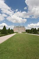 Château de Sceaux, Parc de Sceaux, Sceaux, Antony, Hauts_de_Seine, Ile_de_France, France, Europe