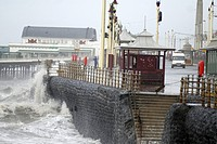Blackpool storm at high tde