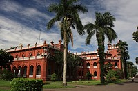Curzon Hall of Dhaka University Curzon Hall was built to be a town hall, and named after Lord Curzon, the Viceroy of India, who laid its foundation in...