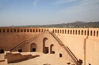 Oman, Al-Dakhiliyah, Nizwa, fort