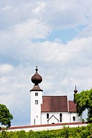 church in Zehra, Slovakia