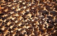 Ras Al Khaimah UAE Friday Market Masafi Pots