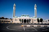 Mosque in Al Ain UAE April 2004