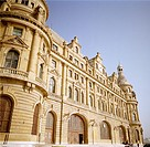 Haydarpasa Train Station in Istanbul, Turkey