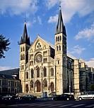 St-Rémi gothic basilica, 12th Century, Reims, Champagne, France