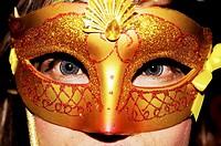 Masquerade , bangkok mask party , the crazy ball of bangkok, thailand