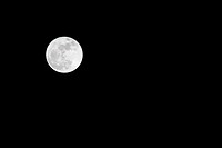 A super full moon on March 19, 2011  Passaic, New Jersey, USA  According to NASA, a super full moon or perigee moon occurs approximately every 18 year...