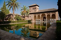 Alhambra – The Partal. Alhambra palace and fortress served the Moorish monarchs of Granada in the 13th and 14th centuries. It is considered a masterpi...