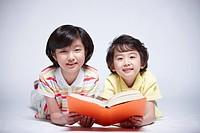 children education reading book