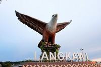 Dataran Lang Eagle Square, Kuah, Langkawi, Malaysia
