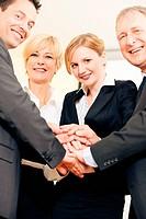 Teamwork und Verlässlichkeit