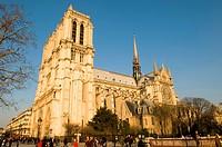 France, Paris, Notre_Dame