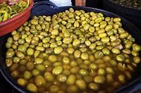 Sale of olives