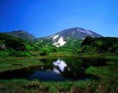 Mt.Daisetsu, Hokkaido, Japan
