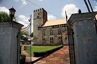 Barbados, Spreightown, St Peter Parish church