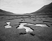 Landscape, Sligachan, Isle of Skye, Scotland