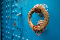 knocker, Larache, Morocco