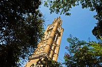 Tower of Mumbai University, Mumbai, India